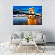 Adrian Red, Limited Edition Fine Art Print. Budapest, Hungary