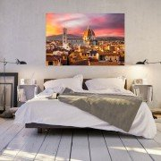Adrian Red, Limited Edition Fine Art Print. Florence, Italy
