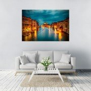 Adrian Red, Limited Edition Fine Art Print. Venice, Italy